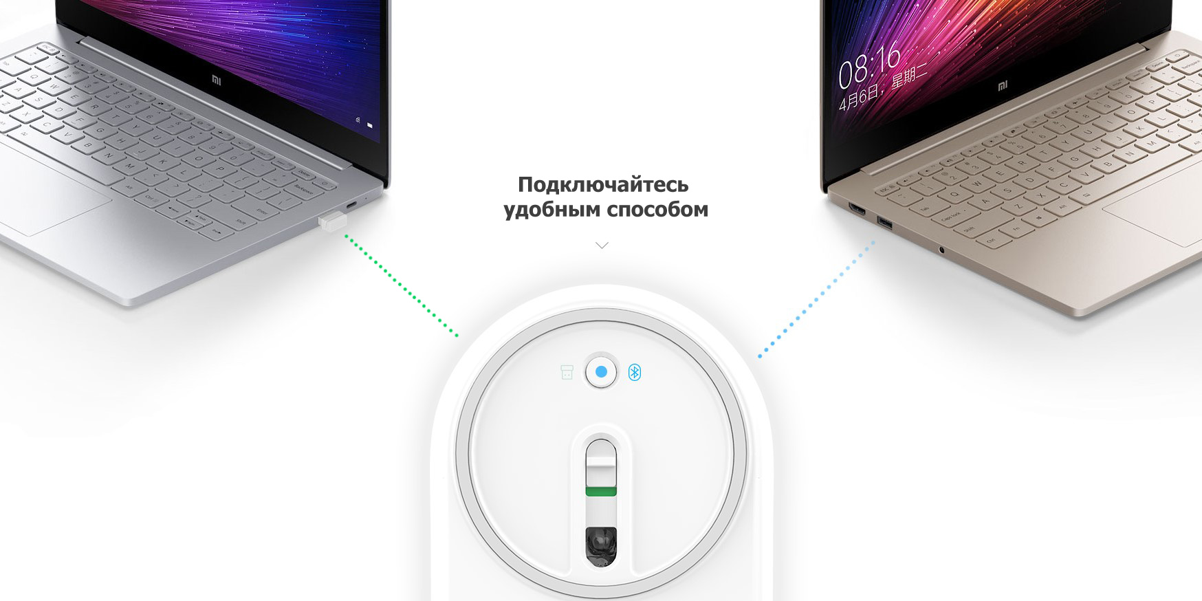 Мышь Xiaomi Mouse Bluetooth