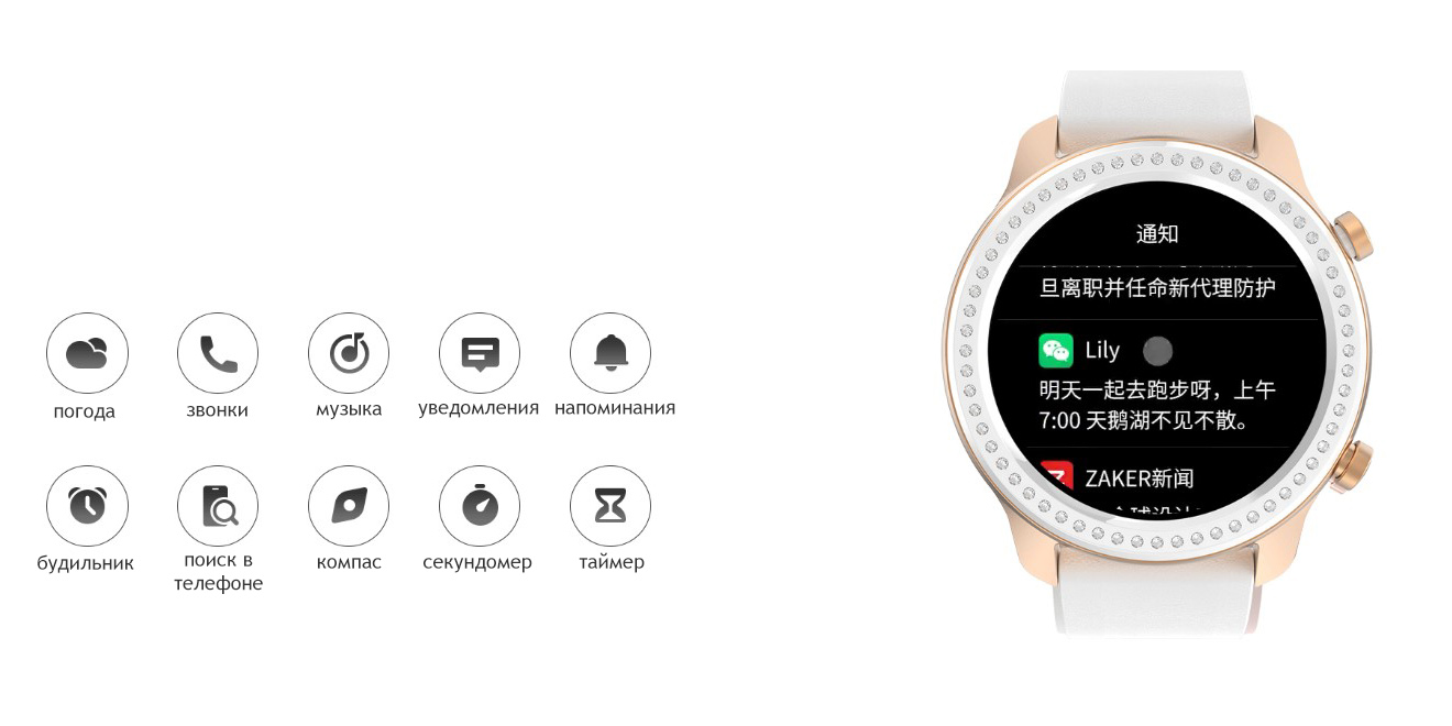 Смарт-часы Xiaomi Amazfit GTR