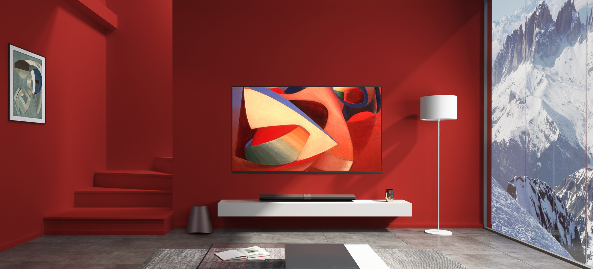 новые телевизоры Xiaomi Mi Art TV, Mi TV Full Screen
