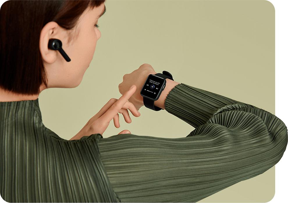 Смарт-часы Xiaomi Mi Watch Lite