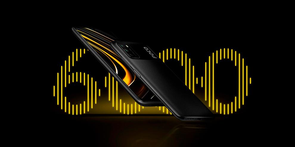 Смартфон Xiaomi Poco M3