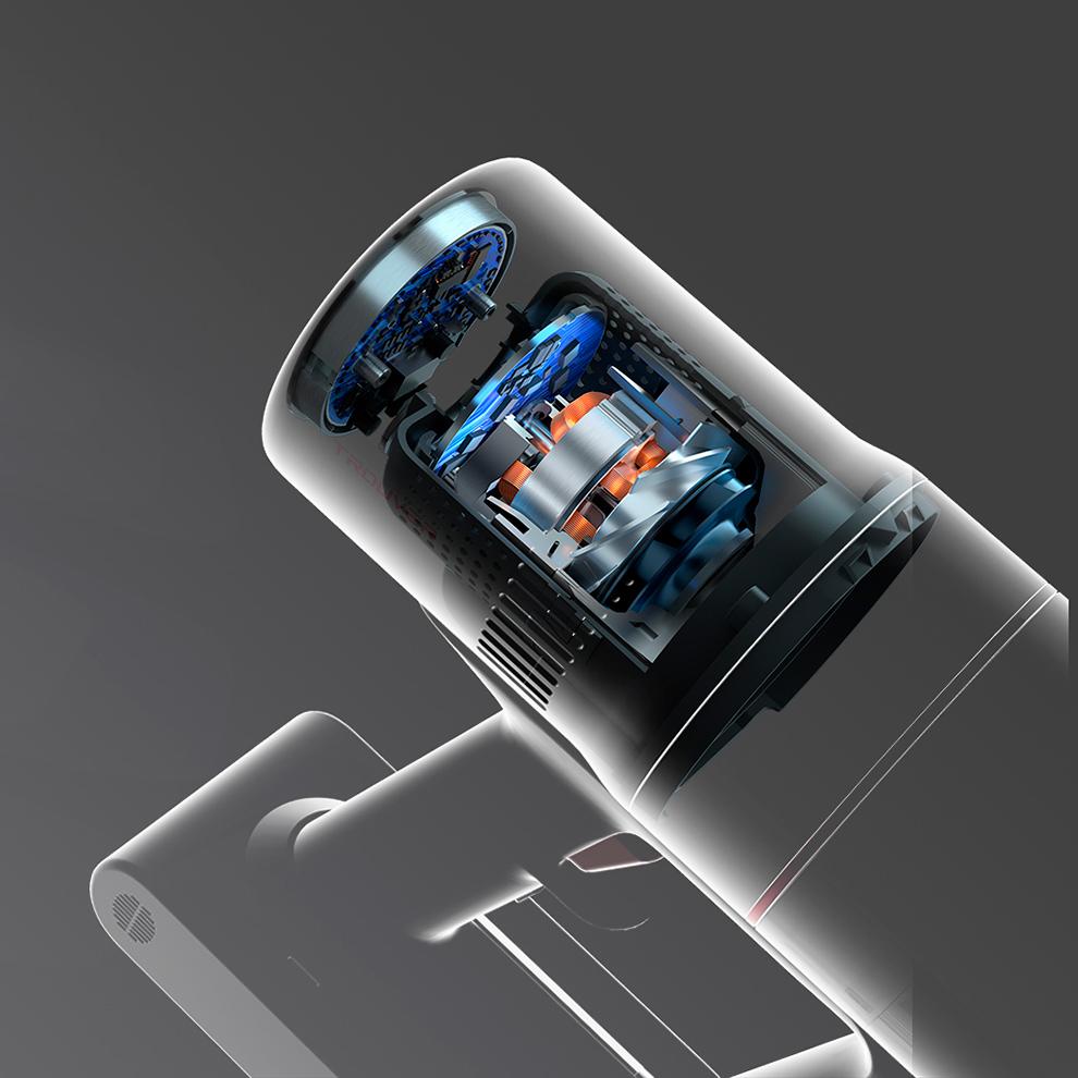 Беспроводной пылесос Xiaomi Trouver Power 11 Cordless Vacuum Cleaner