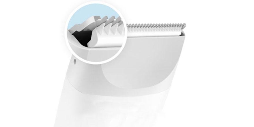 Машинка для стрижки Xiaomi MITU Baby Hair Trimmer White 11