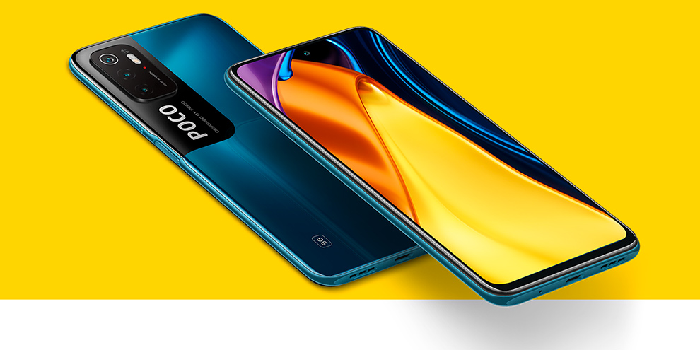 Смартфон Xiaomi Poco M3 Pro