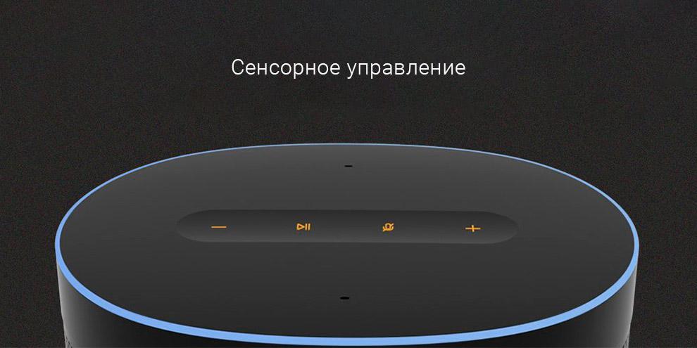 Умная колонка Xiaomi Mi Smart Speaker (L09G)