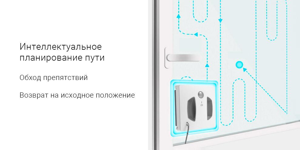 Робот-мойщик окон Xiaomi Hutt W55