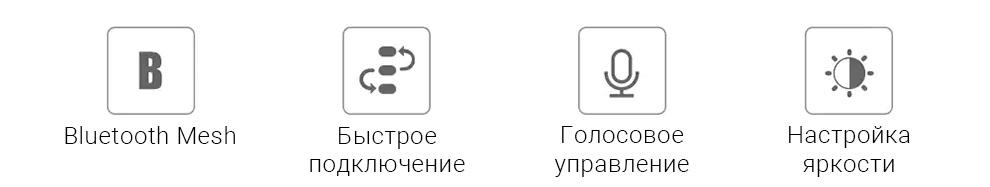 Лампочка Xiaomi Yeelight Led Bulb Mesh E14
