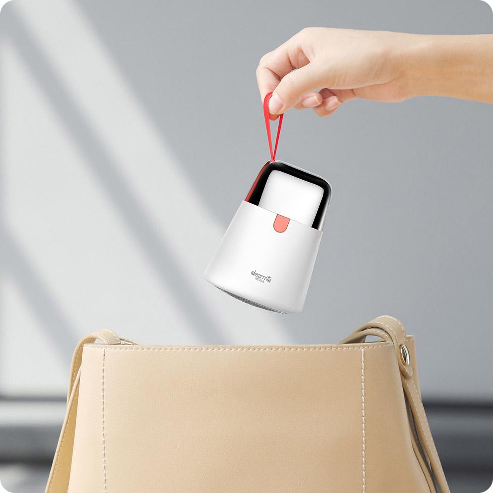 Машинка для удаления катышков Xiaomi Deerma Hair Ball Trimmer MQ600