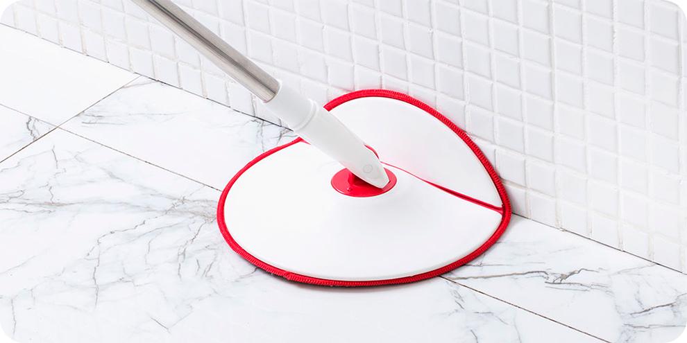 Комплект для уборки iCLEAN Rotary Mop Set YD-02