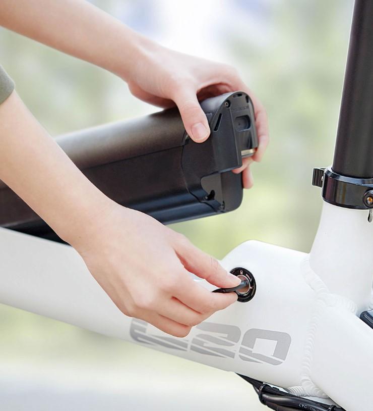 Электровелосипед Xiaomi HIMO C20 Electric Power Bicycle Gray ...