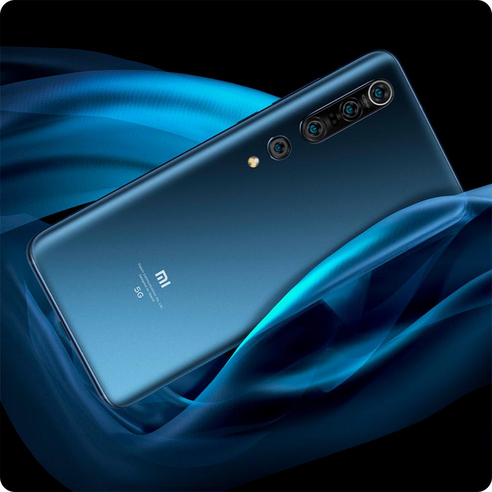 Смартфон Xiaomi Mi 10 Pro 8/256GB Синий(Blue)