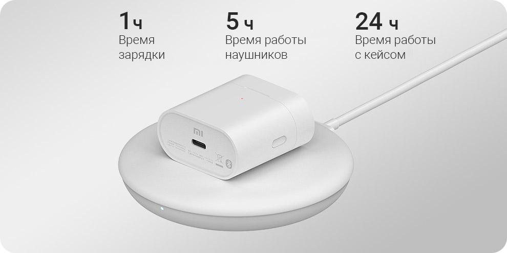 Беспроводные наушники Xiaomi Xiaomi Mi Air 2S