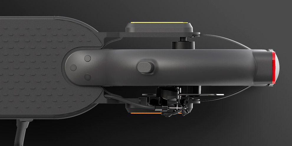 Электросамокат Xiaomi Mijia Electric Scooter Pro 2 (EU)