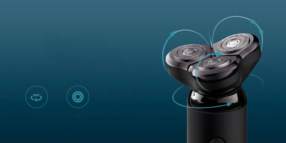 Электробритва Xiaomi Mijia Electric Shaver S500C