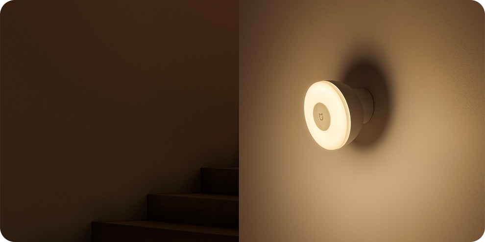 Умный ночник Xiaomi Mijia Night Light 2 MJYD02YL