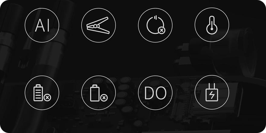 Портативное пусковое зарядное устройство Xiaomi 70mai Jump Starter