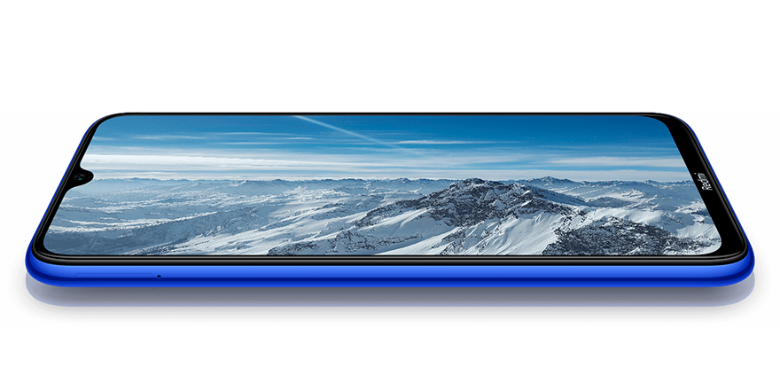 Xiaomi Redmi Note 8T 3/32Gb Blue (Синий) дизайн