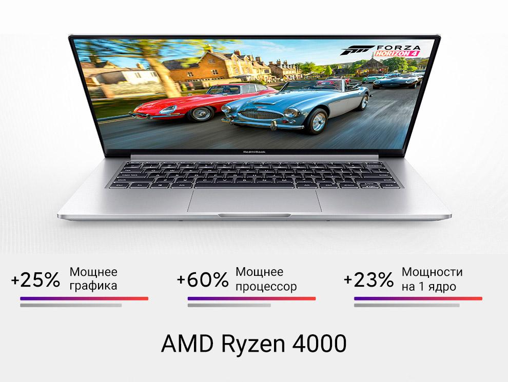 Ноутбук Xiaomi Redmibook 14 2 Ryzen Edition