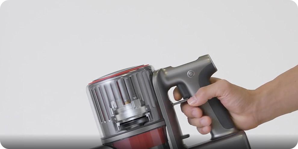 Беспроводной ручной пылесос Roborock H6