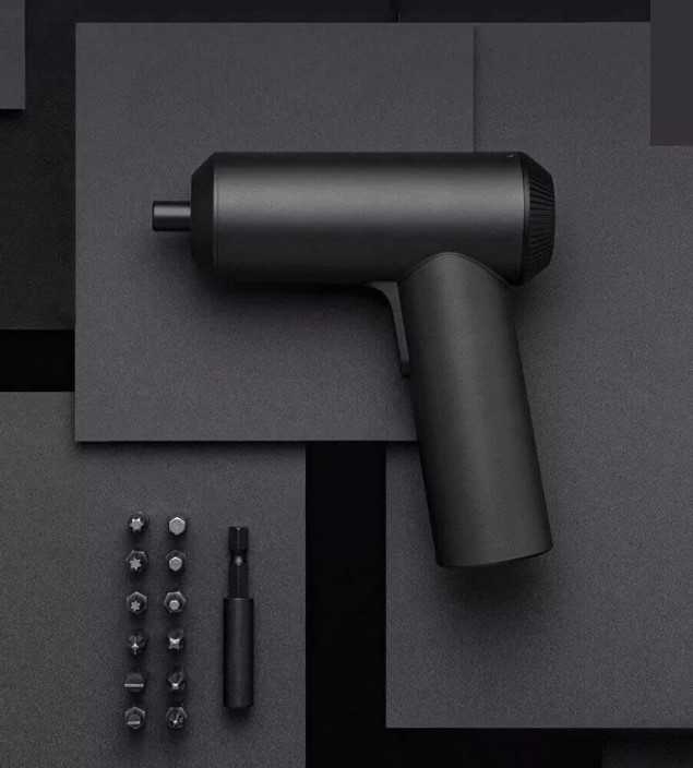 Электрическая отвертка Xiaomi Mijia Electric Screwdriver