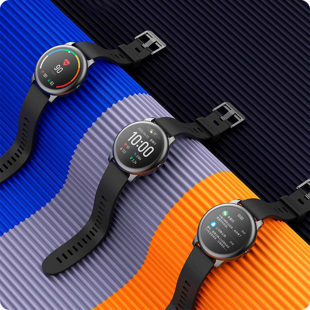 Смарт-часы Xiaomi Haylou Solar LS05