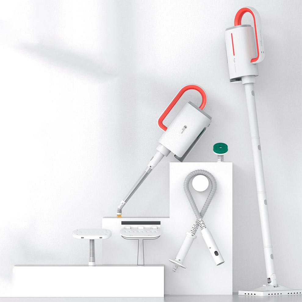 Паровая швабра Xiaomi Deerma Steam Cleaner (DEM-ZQ610)