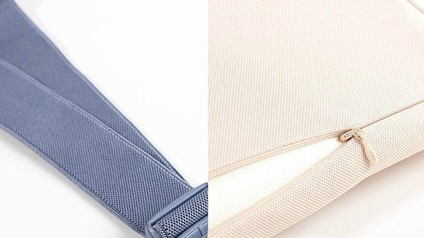 Ортопедическая автомобильная подушка Xiaomi Roidmi R1 Blue