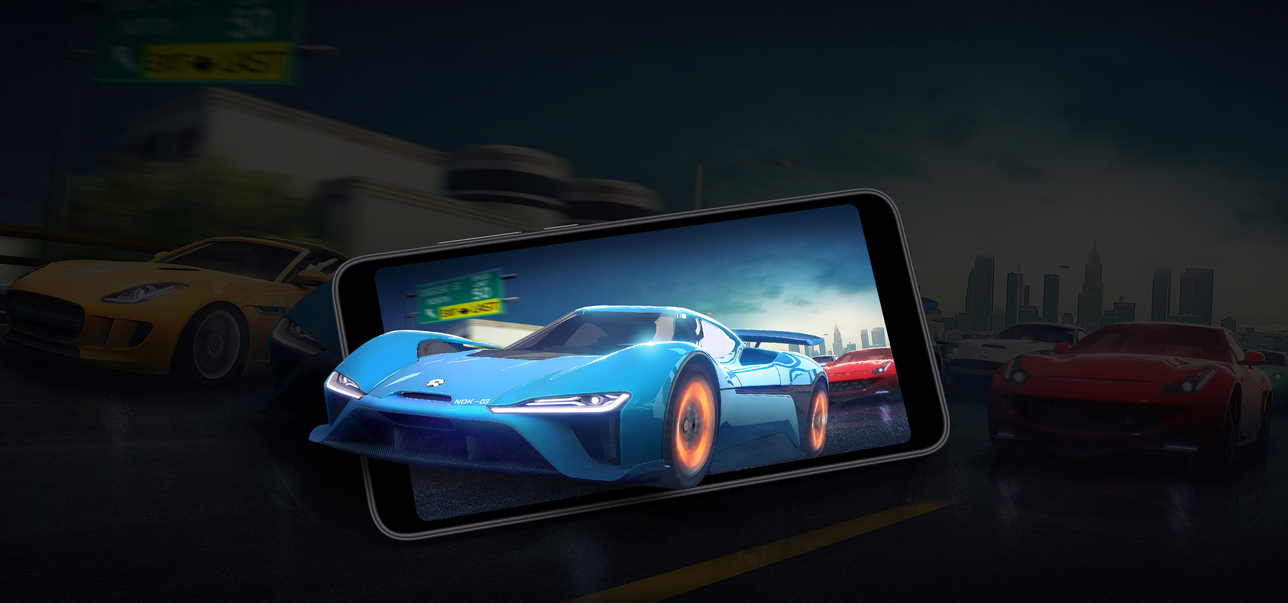 Xiaomi Redmi 7A 2/16Gb Blue