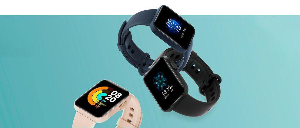 Обзор смарт-часов Xiaomi Mi Watch Lite