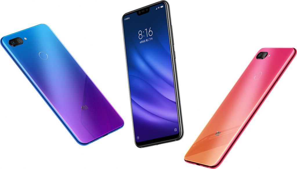 Xiaomi Mi 8 Lite 6/128Gb Blue