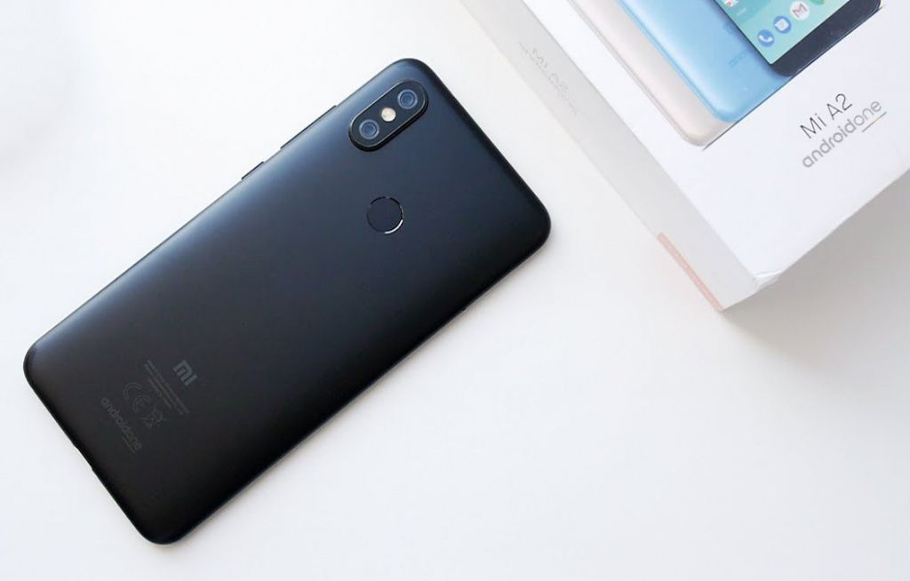 Xiaomi Redmi Mi A2 6/128Gb Black