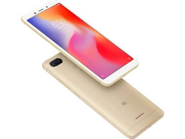 Xiaomi Redmi 6 3/32Gb Blue