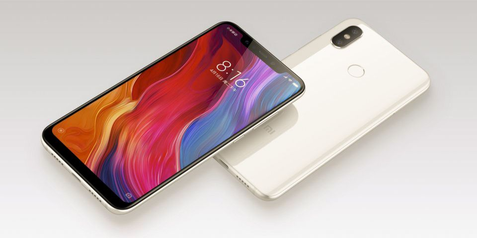 Xiaomi Mi8 128Gb White