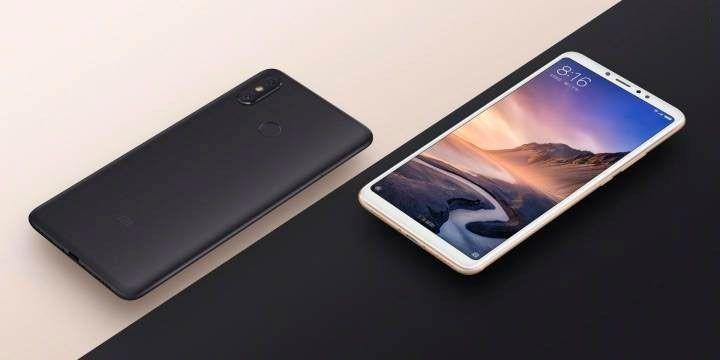 Смартфон Xiaomi Mi Max 3 64Gb Black